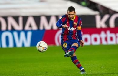 Messi chạm cột mốc ghi bàn ấn tượng sau khi thông tin mật bị lộ
